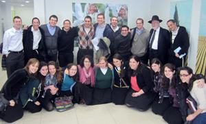 Israel Missions