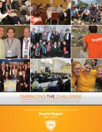 2012 CJF Deans Report