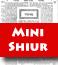 Mini Shiur (Daf)