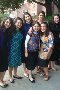 Boston Womens Beit Midrash