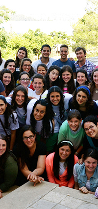 Counterpoint Israel Summer Camps