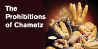 the laws of the chametz