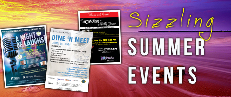 Sizzling Summer Events